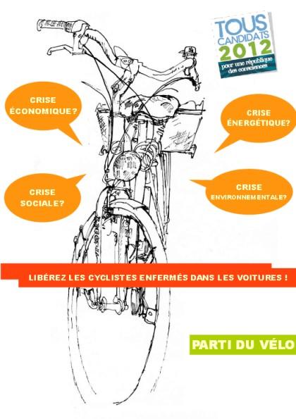 Parti du Vélo