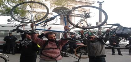 Cyclistes en danger: la préfecture de police de Paris s'engage enfin!