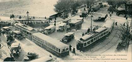 Lobby automobile et disparition du tramway