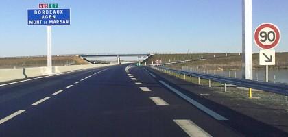 L'autoroute A65 au bord de la faillite : on avait prévenu, ça arrive !