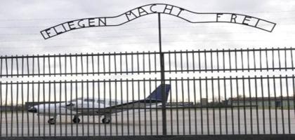 Aéroport d'Auschwitz