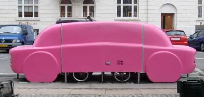 La voiture en ville est encore utile !