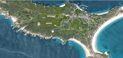 L'île d'Houat sans voitures