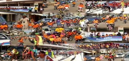 Les écolières à vélo plus performantes