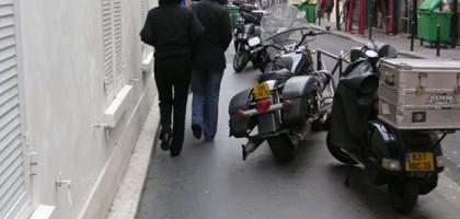 Stationnement payant pour les deux-roues motorisés!