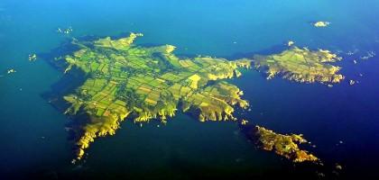 L'île de Sercq sans voitures