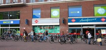 Les cyclistes sont-ils de bons clients ?