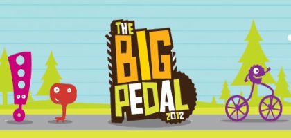 The Big Pedal, une amusante compétition entre écoles britanniques