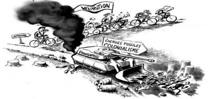 La course à vélo contre la Françafrique