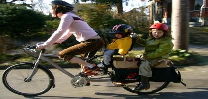 Comment font les familles sans voiture?