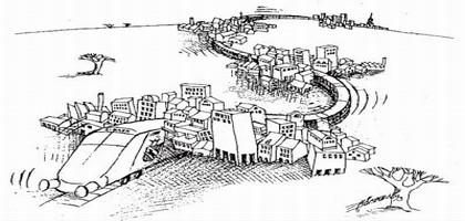 Favoriser le développement d'un urbanisme orienté vers le rail