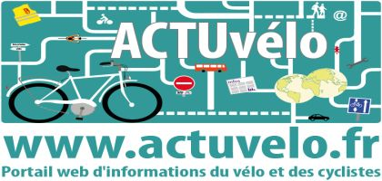 Actuvélo, le portail d'informations du vélo et des cyclistes