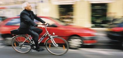 Pour une aide financière pour aller au travail à vélo !