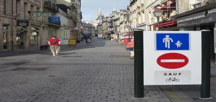 L'importance des aires piétonnes dans les villes françaises
