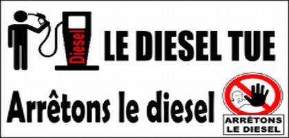 Arrêtons le Diesel !