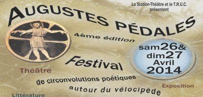 Augustes Pédales 2014