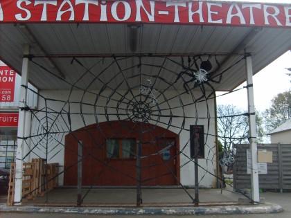 Augustes Pédales à la Station-Théâtre