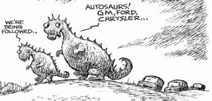 Automobile : 76% des Américains laisseraient les constructeurs faire faillite