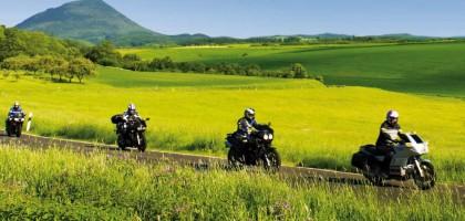La saloperie du mois: L'Auvergne Moto Tour