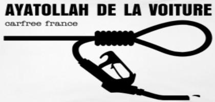 Ayatollah de la voiture