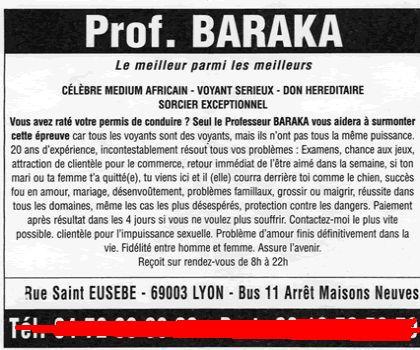 Prof. Baraka