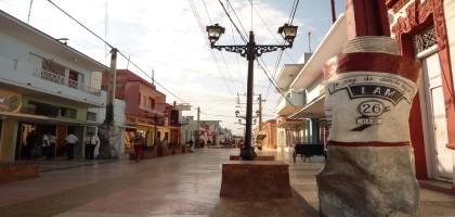 Une ville sans voitures ? Le cas de Bayamo, Cuba