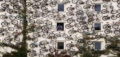 La solution au stationnement vélo à domicile