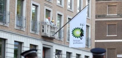Cherche nouveau logo pour British Polluters (BP)