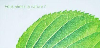 Vous aimez la nature? Détruisez-la!