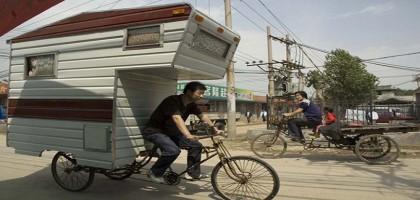 Camping-bike