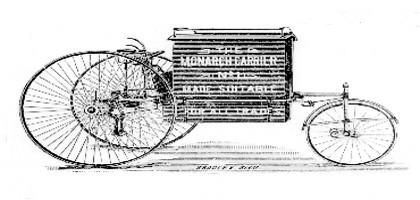 Historique du vélo cargo