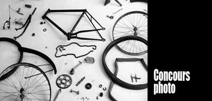Concours photo: «Et mon tout est un vélo!»