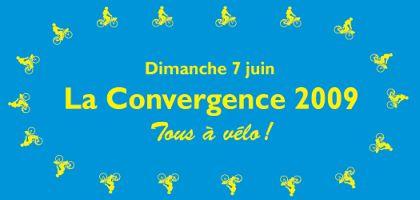 La Convergence cycliste en Ile-de-France