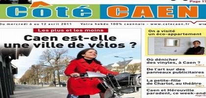 Caen est-elle une ville de vélos ?