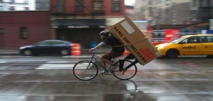 Livraisons à vélo : la solution pratique et efficace