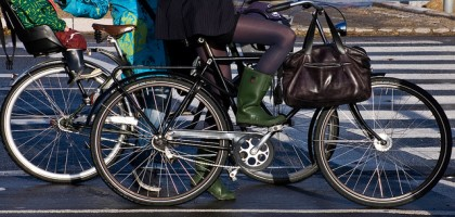 Le Mouvement « Cycle Chic »