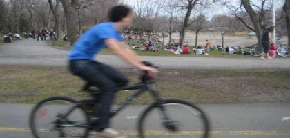 Les cyclistes reprennent possession de Montréal