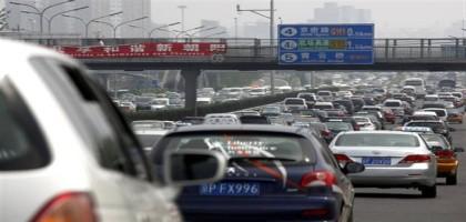 La Chine invente l'embouteillage permanent