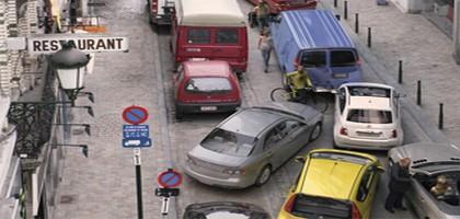 Participez au premier embouteillage planifié!