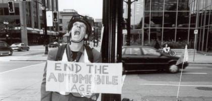De la difficulté à affirmer son anti-automobilisme en public