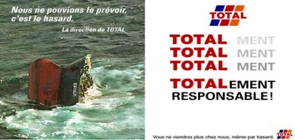 Total: vers la notion de crime contre l'environnement