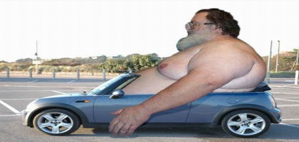 La responsabilité de l'automobile dans le développement de l'obésité