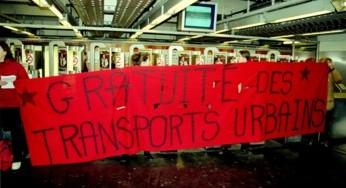 Vers la gratuité des transports en commun