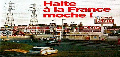 Halte à la France moche !