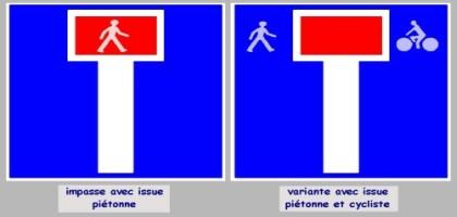 Proposition de modification réglementaire de la signalisation routière