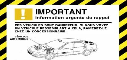 Le diesel tue: rappel immédiat des 20 millions de voitures diesel!