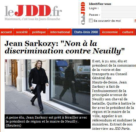 Jean Sarkozy : comment claquer un milliard d'euros?