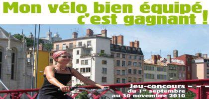 La Fédération française des Usagers de la Bicyclette peut vous faire gagner un vélo