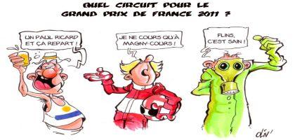 Quand deux sénateurs veulent imposer un circuit de Formule 1
