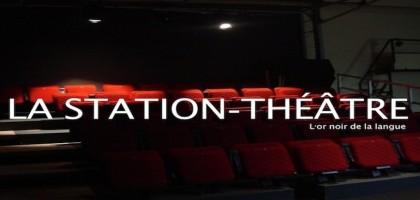 La Station-Théâtre: un lieu contre l'arrachement de la langue par la vitesse et le trafic